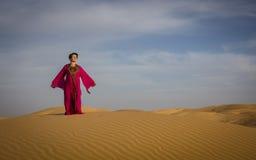 Woestijnfotografie Stock Afbeelding