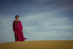 Woestijnfotografie Royalty-vrije Stock Foto's