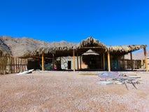 Woestijnkamp Royalty-vrije Stock Afbeeldingen