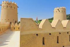 Woestijnkasteel Stock Foto