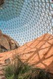 Woestijnkoepel Henry Doorly Zoo royalty-vrije stock foto