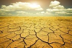 Woestijnlandschap Royalty-vrije Stock Afbeeldingen