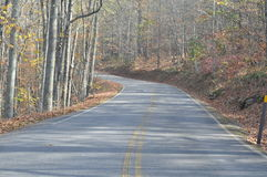 Woher führt Ihre Straße? Stockfoto