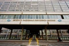 Wohlfahrtsstaat Institut in Rom Lizenzfreie Stockfotografie