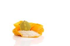 Wohlhabender und gesunder Reis Stockfotos