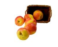 Wohlriechende Äpfel Stockfotografie