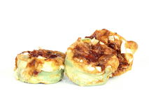 Wohlschmeckende Muffins Lizenzfreies Stockbild
