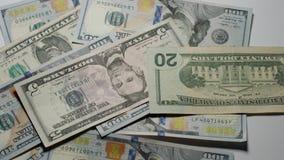 Wohlstand von coruption stock footage