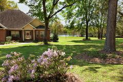 Wohn- Haus in Nord-Florida Lizenzfreie Stockfotos