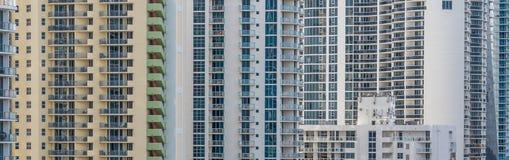 Wohn- oder Hotelgebäude lizenzfreie stockfotografie