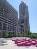 Wohneigentumswohnungs-Gebäude Lizenzfreies Stockfoto