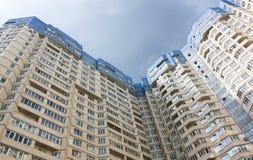 Wohngebäude Stockfotos
