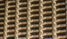 Wohngebäude Stockfoto
