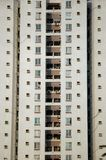 Wohngebäude - Nahaufnahmefoto Lizenzfreie Stockfotografie