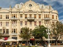 Wohngebäude-Stadtzentrum von Timisoara-Stadt Lizenzfreie Stockfotos