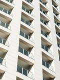 Wohngebäudefassade Stockfotos