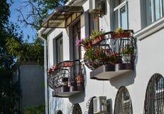 Wohnhaus in Sebastopol Lizenzfreie Stockfotos