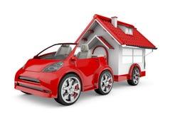 Wohnmobil Lizenzfreies Stockfoto