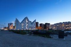 Wohnnachbarschaft, Dänemark Lizenzfreies Stockfoto
