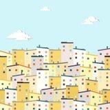 Wohnsiedlung Lizenzfreie Stockbilder