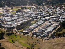 Wohnsiedlung, Perth, Australien Lizenzfreie Stockbilder
