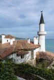 Wohnsitz der rumänischen Königin in Balchik, Bulgarien Lizenzfreie Stockbilder