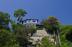Wohnsitz der rumänischen Königin Marie Stockfotografie
