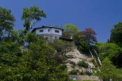 Wohnsitz der rumänischen Königin Marie Lizenzfreie Stockfotos