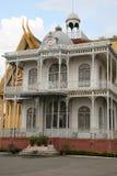 Wohnsitz des Reglers. Kambodscha Stockbild