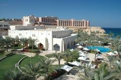 Wohnsitz in Oman Lizenzfreies Stockbild