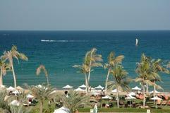 Wohnsitz in Oman Stockbilder