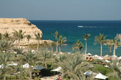 Wohnsitz in Oman Lizenzfreies Stockfoto