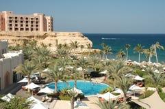 Wohnsitz in Oman Stockfoto