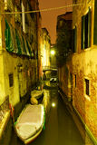 Wohnsitze in Venedig Lizenzfreies Stockbild
