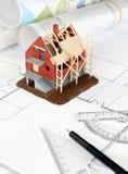 Wohnstruktur Stockbilder