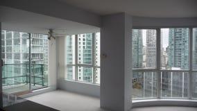 Wohnturm Vacnat Sunroom Stockfoto