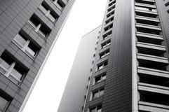 Wohnung in Berlin Marzahn Stockfotografie