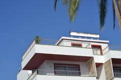 Wohnung, Dachgeschoss Stockfoto