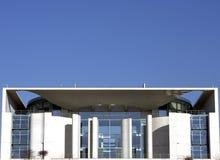 Wohnung des deutschen Haupt-ministers in Berlin. Stockfotos