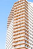 Wohnung in einem hohem Gebäude Stockfotos