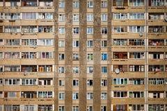 Wohnung für die Armen Stockfotografie