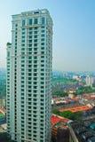 Wohnung in Kuala Lumpur Stockbild