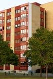 Wohnung in Vorstadt Lizenzfreies Stockfoto