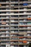 Wohnungen Stockfoto