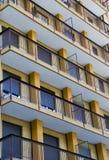 Wohnungen Lizenzfreies Stockbild