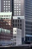 Wohnungen und Bürogebäude Lizenzfreie Stockbilder