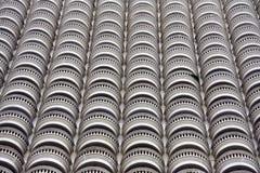Wohnungs-Balkone Stockfotografie