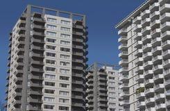 Wohnungs-Block Lizenzfreie Stockfotos