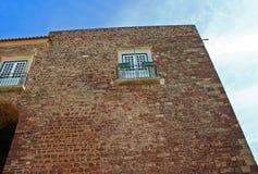 Wohnungs-Fenster Stockfotografie
