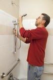 Wohnungs-Klempnerarbeit-Reparaturen Lizenzfreie Stockbilder